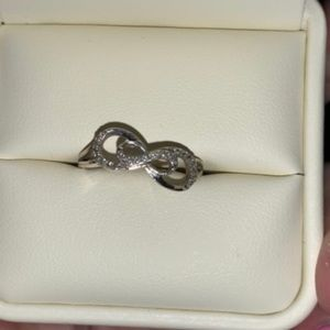 Jewelry - double infinity sign ring from jared